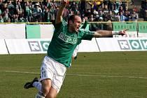 Bude se v sobotu Martin Opic radovat z gólu i v utkání proti Čáslavi?
