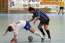 Futsalové boje pomalu vrcholí i v nižších soutěžích.