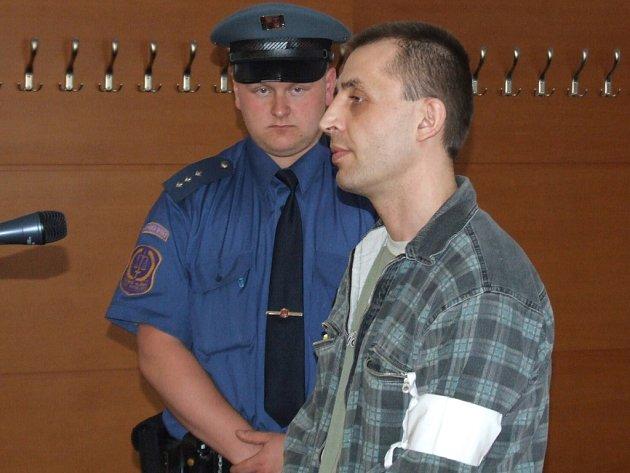 Marian Kuchar při rozsudku