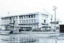 Kulturní dům Petra Bezruče v době výstavby