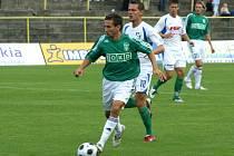 Karvinští fotbalisté prohráli doma s HFK Olomouc a jsou po dvou kolech bez bodu.