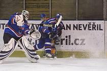Orlovští hokejisté atakuují první místo v krajském přeboru.