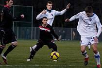 Zimní turnaj v Orlové pokračoval dalšími zápasy.
