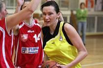 Soňa Šimková táhla svůj tým k postupu do semifinále.