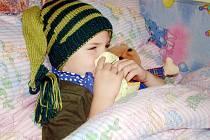 Chřipku není radno podceňovat. Ilustrační foto
