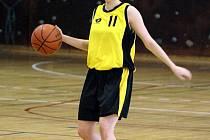 Basketbalistky Orlové prohrály doma s Příborem.
