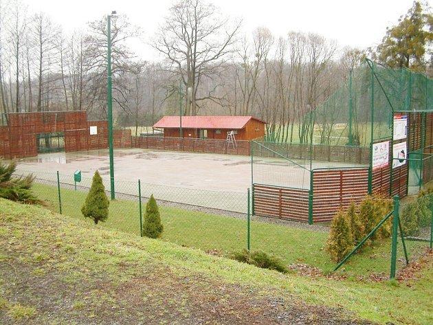 Obec nemá v plánu investovat do dalšího většího sportoviště.