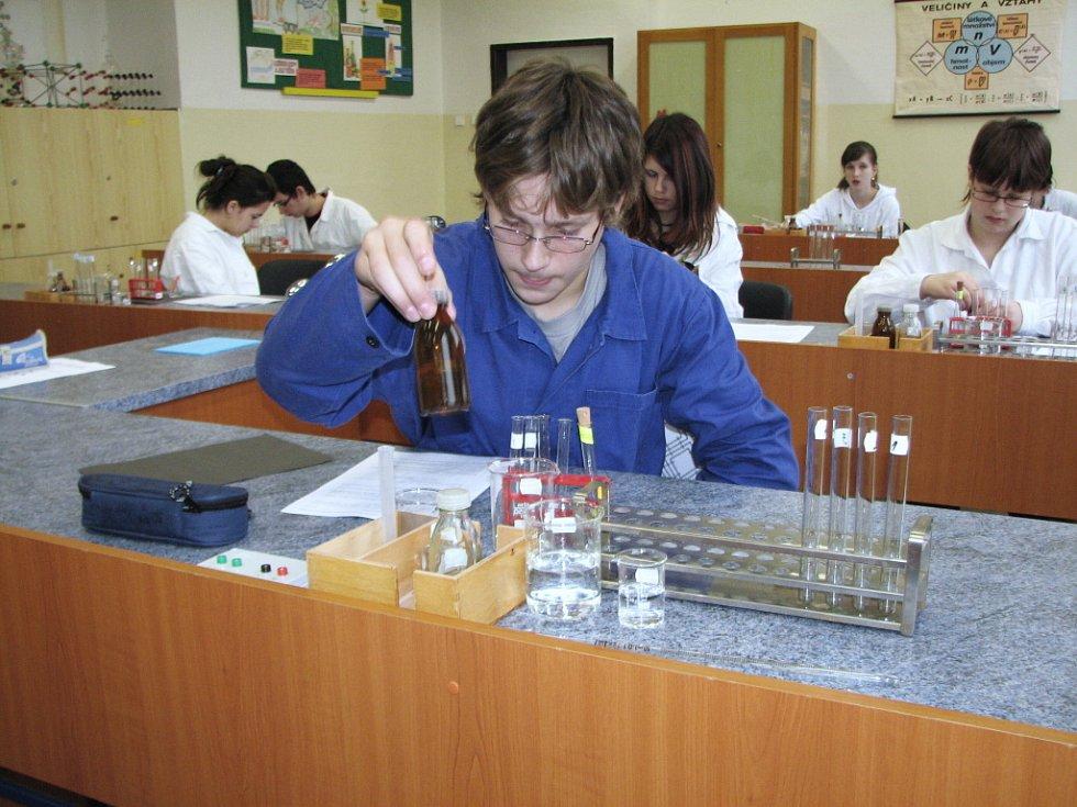 Mladí chemici