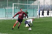 Ostravské derby na turnaji v Orlové - Heřmanice vs. Ostrava B.