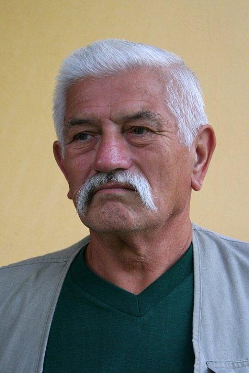 Bruno Kencki - laureát ceny Dr. Václava Jíry za celoživotní přínos fotbalu.