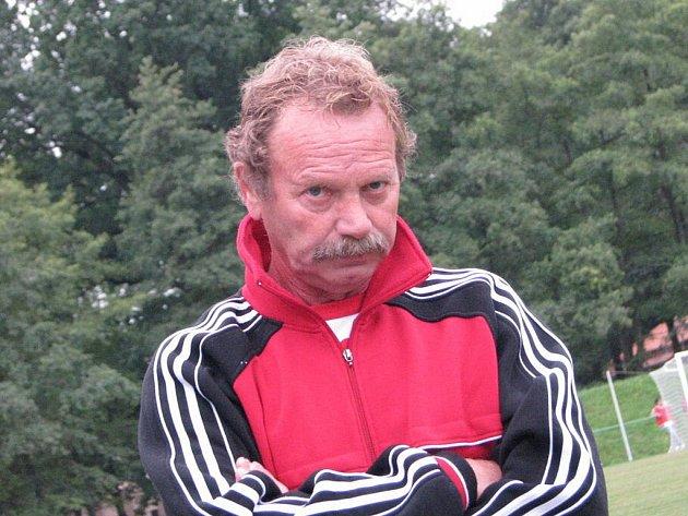 Trenér Václav Štverka už Bohumín netrénuje.