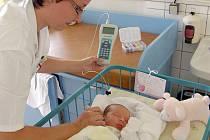 Vyšetření sluchu u novorozence