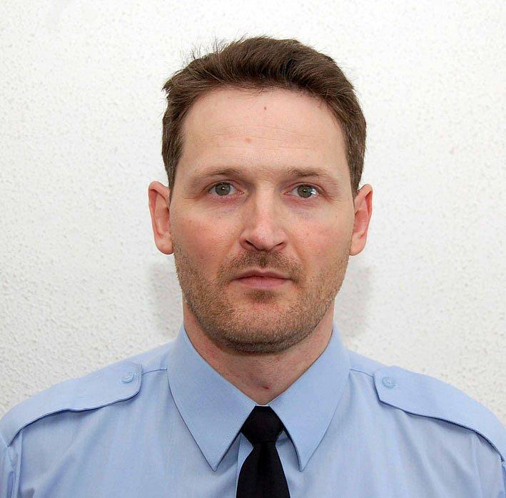 Ředitel městské policie Karviná Petr Bičej