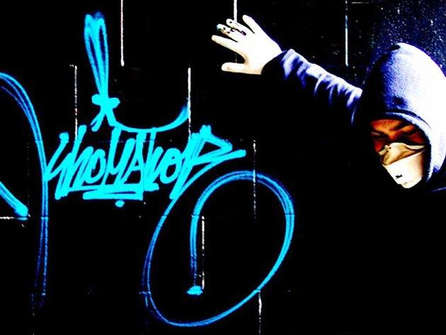 Na tak velkolepé hip hopové akci samozřejmě nesmí chybět ani místní havířovský rapper Khomator.