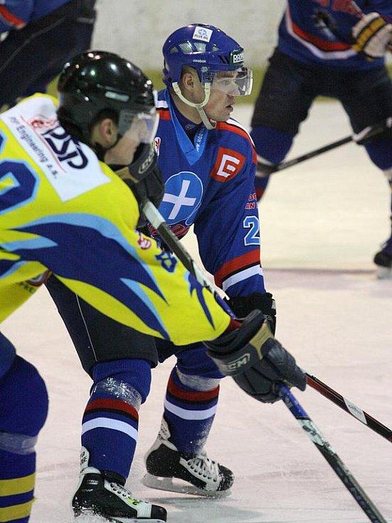 Olejáři vyhráli 3:0 a ve středu jedou do Přerova k druhému utkání.