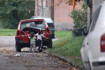 V karvinské části Nové město žije mnoho nepřizpůsobivých obyvatel, zejména Romů. Magistrát se snaží sítuaci zmapovat a donutit lidi, ktří tam nemají trvalý pobyt, k odchodu z této lokality