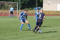 Havířovští fotbalisté v Mikulovicích prohráli.