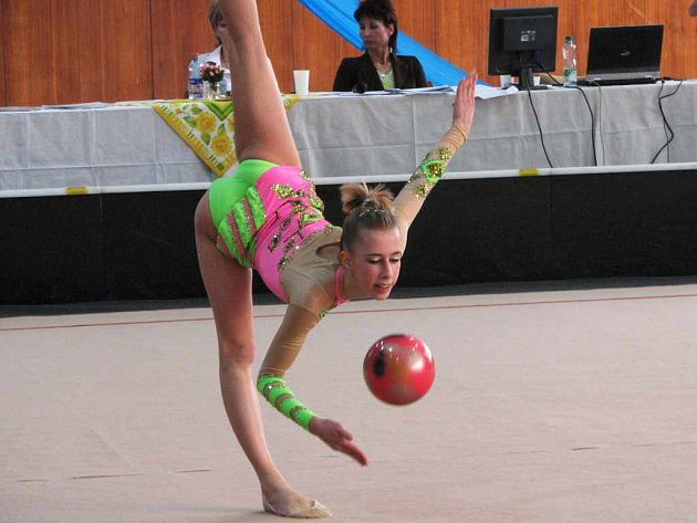 Havířovská Kristýna Janečková vyhrála kategorii juniorek.