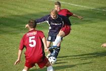 Petrovičtí fotbalisté by rádi zabodovali také doma.