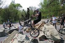 Cyklotrialové závody v Havířově