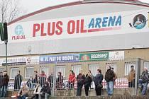 Plus Oil Arena v Orlové už druholigový hokej hostit nebude. Hráči budou nyní jezdit nejspíš do Karviné.