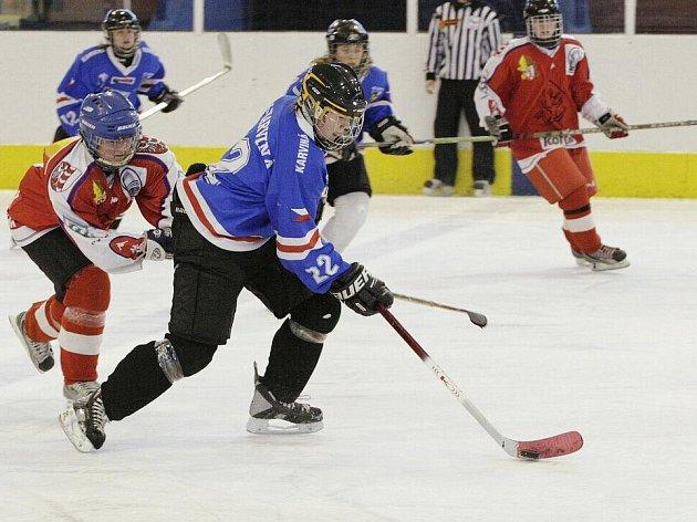 Hokejistky Karviné nestačily v semifinále na Kladno a o titul hrát nebudou.