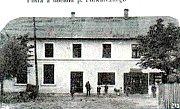Původní podoba kina na konci třicátých let 20. století.