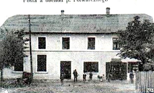 Někdejší pošta