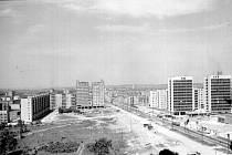 Snímek z konce druhé poloviny šedesátých let 20. století.