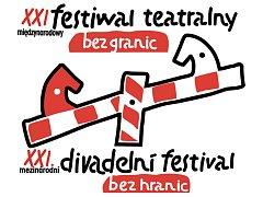 Logo Divadelního festivalu bez hranic