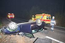 Nehoda v Těrlicku
