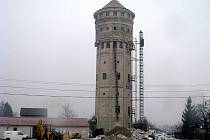 Z bývalé vodárenské věže v Karviné bude do dvou let hotel