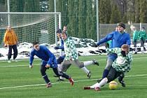 Fotbalisté Českého Těšína vyhráli vlastní zimní turnaj, aniž by ztratili bod.