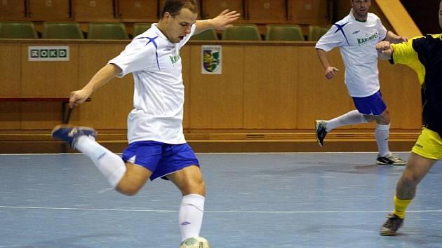 Futsalové soutěže jsou v plném proudu.