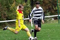 Fotbalisté Bohumína budou hrát o všechno. Když nevyhrají, bude to s nimi špatné.