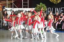 Dance show v Šenově
