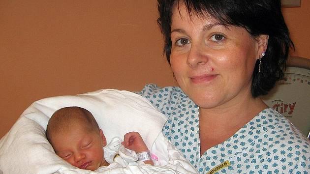 Druhá dcerka se narodila 29. srpna paní Monice Dobrzyńské z Karviné. Malá Dominika po porodu vážila 2600 g a měřila 47 cm.