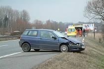 Nehoda na Ostravské ulici