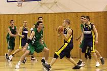 Karvinští basketbalisté přešli ve čtvrtfinále play off přeboru přes Poski Ostrava. Teď je čeká Frýdek-Místek.