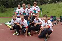 Havířovští dobrovolní hasiči na soutěži v požárním sportu v Opavě