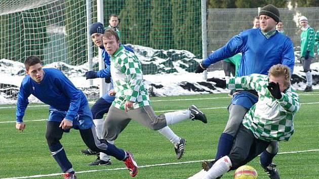 Těšíňané ve Frýdlantu neuspěli a poprvé v sezoně prohráli.