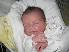Paní Zdeňce Rybaříkové z Karviné se 6. března narodil syn Adámek Rybařík. Po narození miminko vážilo 3450 g a měřilo 51 cm.