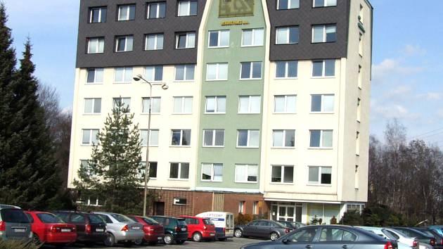 Havířovské sídlo společnosti OKD Rekultivace