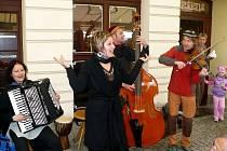 Netradiční kulturní festiválek s názvem Dny židovské kultury