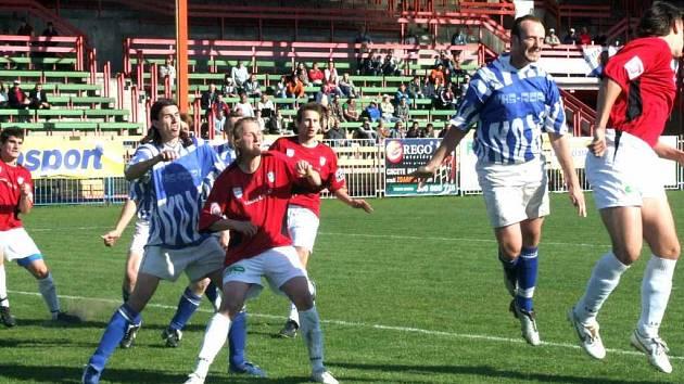Fotbalisté MFK Havířov vyhráli s Bruntálem až díky rapidně zlepšenému výkonu ve druhém poločase.