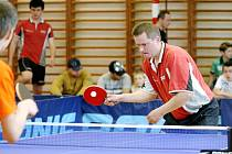 Stolní tenisté už dávno rozehráli své soutěže. Stonava (bývalý Klubsten) nestačil na Siko Orlová.