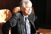 Profesor Keiki Fujita z tokijské univerzity.