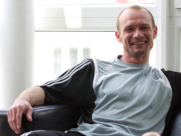 Marek Poštulka je součástí dobře fungujícího týmu.