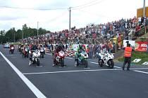 Havířovský zlatý kahanec 2008, Těrlický okruh, nedělní závody