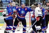 Havířovští a orlovští hokejisté rozjíždějí nadstavbu.